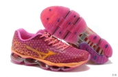 Mizuno Wave Prophecy III Women Pink Orange