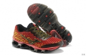 Mizuno Wave Prophecy III Red Black Yellow
