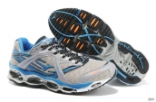 Mizuno Wave Prophecy Women Grey Blue