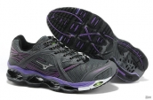 Mizuno Wave Prophecy Women Darkgray Purple