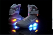 Nike Air Mag Grey Glow In Dark