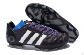Adidas AdiPure TRX FG Black White Purple