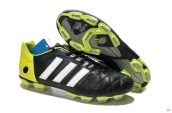 Adidas AdiPure TRX FG Black White Yellow