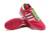 Adidas Copa Mundial Firm Ground TF Soccer Shoes Pink White Green