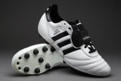 Adidas Copa Mundial Firm Ground TPU Soccer Shoes White Black