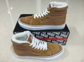 Women Vans High CL SK8 Down Sorrel