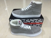 Women Vans High CL SK8 Down Grey