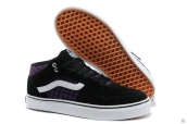 Vans Mid TNT Black Purple
