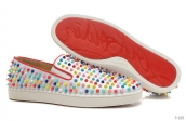 Christian Louboutin Low Rivets -132