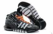 Adidas Crazy Quick Black White Orange