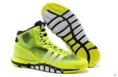 Adidas Crazy Quick Fluorescent Green Black
