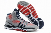 Adidas Crazy Quick Silvery Blue Red
