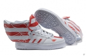 AAA Adidas JS Wings White Red
