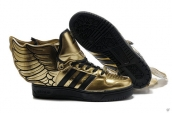 AAA Adidas JS Wings 2-0 Golden Black