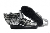 AAA Adidas JS Wings 2-0 Silvery Black