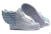 AAA Adidas JS Wings White Blue