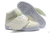 AAA Adidas JS Wings OBYO Glow In Dark