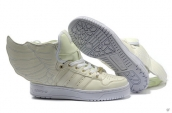 AAA Adidas Jeremy Scott Wings OBYO Glow In Dark