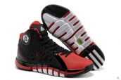 Adidas Rose 4-5 Black Red White