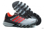 Adidas Springblade II Grey Black Red
