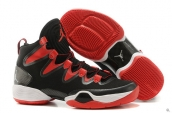 Air Jordan XX8 SE Black Red White