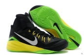 Nike Hyperdunk 2014 EP Black Green White