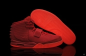 Kanye West Nike Air Yeezy 2 Red October