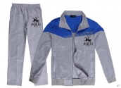 Polo Sweat Suit -046