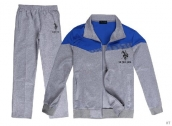 Polo Sweat Suit -049