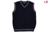 Polo Sweater Vest -062