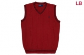 Polo Sweater Vest -066