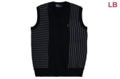 Polo Sweater Vest -068