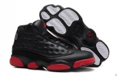 Super Perfect Air Jordan 13 Black Red 450