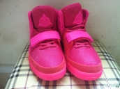Perfect Nike Air Yeezy II Women Pink 180