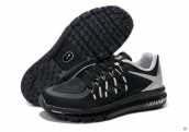 AAA Air Max 2015 Black Silvery