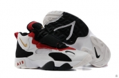 Nike Air Max Speed Turf Women White Black Red