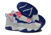 Nike Air Max Speed Turf Women Light Grey Blue Pink