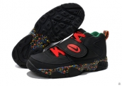 Nike Air Mission Women Black Red Green