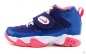 Nike Air Mission Women Purple Navy Blue Pink White