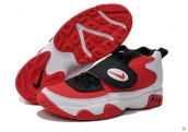 Nike Air Mission Women Red White Black