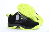Nike Air Mission Black Yellow