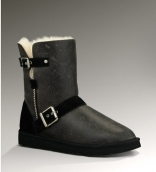 Women Winter Boot 1001202 AAA Black