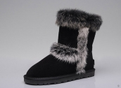 Kids Winter Boot 5281 AAA Fox Wool Black