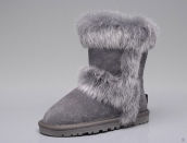 Kids Winter Boot 5281 AAA Fox Wool Grey