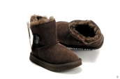 Kids Winter Boot 5991 Chocolate