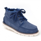 Mens Winter Boot 5788 AAA Navy Blue