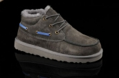 Mens Winter Boot 5877 AAA Grey