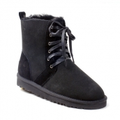 Mens Winter Boot 13011 AAA Black