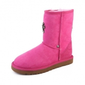 Women Winter Boot 5825 AAA Rose Red