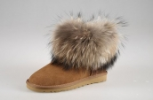 Women Winter Boot 5854 AAA Foxfeather Sorrel